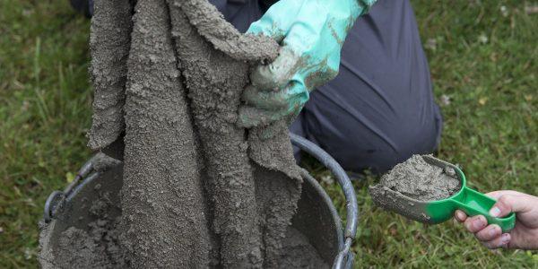Vi gjuter i betong – 29 juni 2014