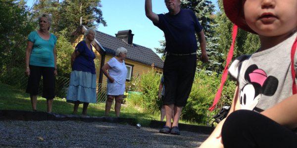 Bilder från boulturneringen 4 augusti, 2013