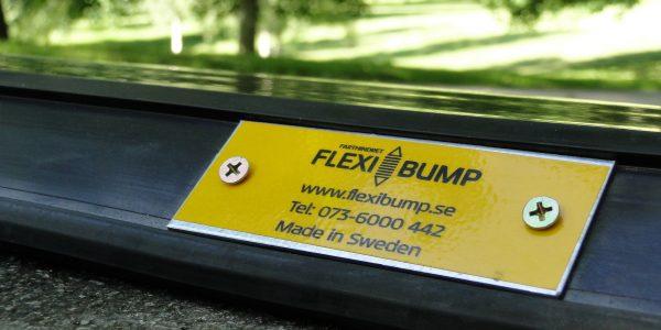 Vi vill höra era synpunkter om flexibump!