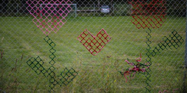 Bilder från aktiviteten staketbroderi & fotboll